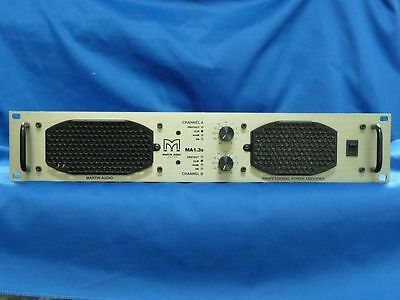 Martin Audio MA1.3s Power Amplifier by Lab Gruppen – Used – Good Cond