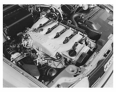 1989 Audi Coupe Quattro 20V Engine Automobile Factory Photo ch7501