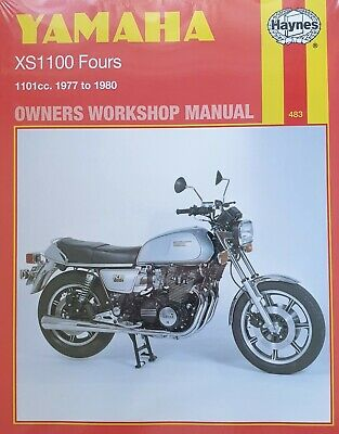 yamaha fj1100 fj1200 fours 1984 96 haynes workshop manual. Black Bedroom Furniture Sets. Home Design Ideas