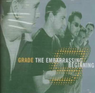 Grade - The Embarrassing Beginning New Cd