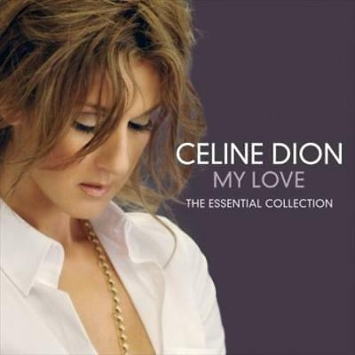 C'Line Dion - My Love: Essential Collection New Cd