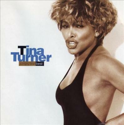 Tina Turner - Simply The Best [Import 1991] New Cd