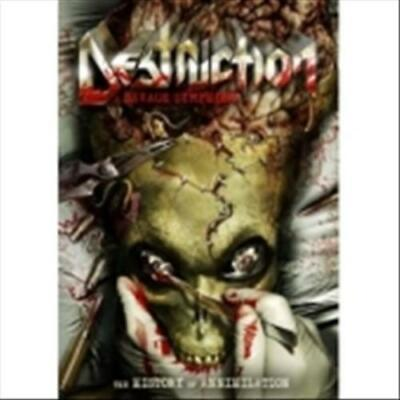 Destruction: Savage Symphony - The History Of Annihilation New Region 1 Dvd