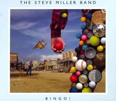 Steve Miller (Guitar)/Steve Miller Band (Guitar) - Bingo! [Digipak] New Cd