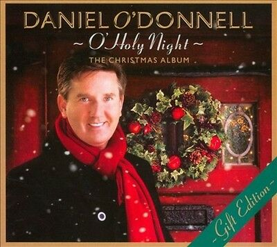 Daniel O'donnell - O' Holy Night: The Christmas Album [Slipcase] New Cd