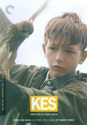 Criterion Collection: Kes New Region 1 Dvd