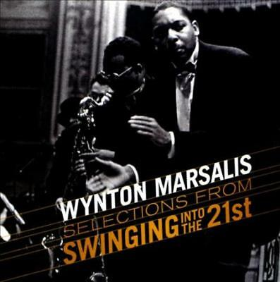 Wynton Marsalis - Selections From Swingin' Into The 21St New Cd