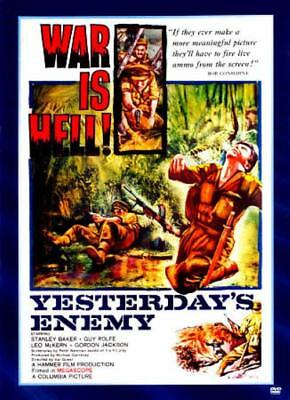 Yesterday's Enemy New Region 1 Dvd