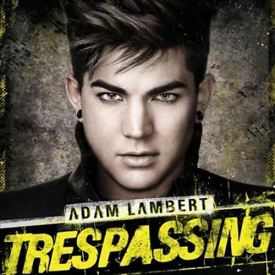 Adam Lambert (American Idol) - Trespassing [Deluxe Edition] [3 Bonus Tracks] New