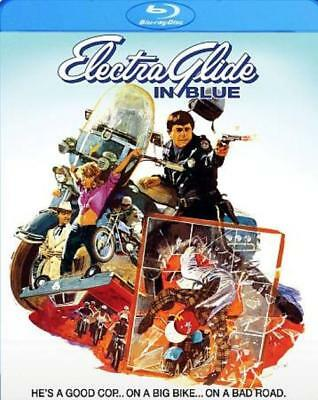 Electra Glide In Blue New Region 1 Blu-Ray