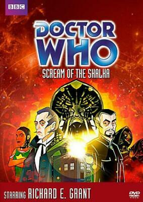 Doctor Who: Scream Of The Shalka New Region 1 Dvd