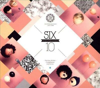 Various Artists - Freude Am Tanzen Six10: Jubilee Compilation [Digipak] New Cd