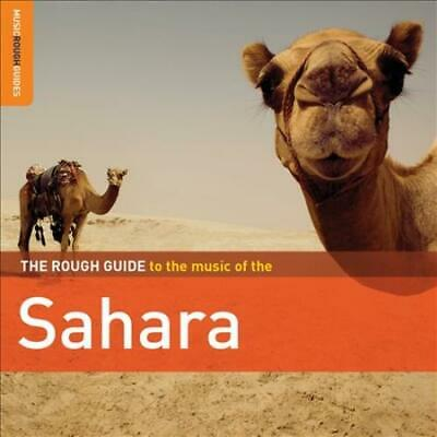 Various Artists - The Rough Guide To The Music Of The Sahara [Digipak] New Cd