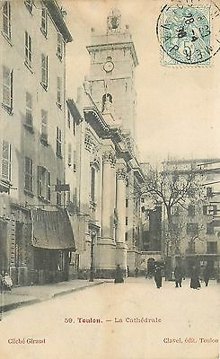 83 TOULON cathedrale ANIMEE 25072