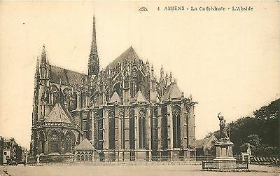80 Amiens Cathedrale Abside 25155