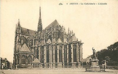 80 Amiens Cathedrale Abside 25125