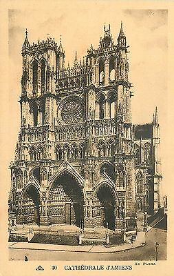 80 Amiens Cathedrale 25124