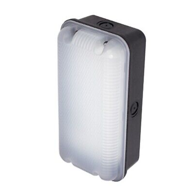 Ansell Sleek 5W LED Bulkhead C/W Photocell