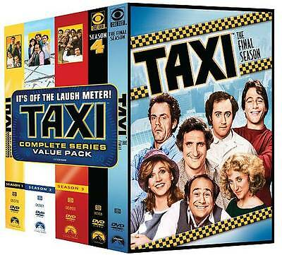 Taxi: The Complete Series (DVD, 2009, 17-Disc Set)