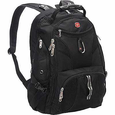 SwissGear Travel Gear ScanSmart Backpack 1900 6 Colors Laptop Backpack