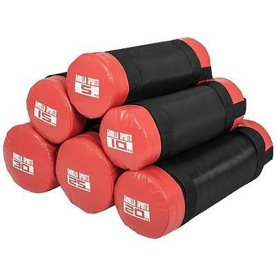 GORILLA SPORTS® Sandbag Krafttraining Cross Training Fitness Gewichte 5-30KG