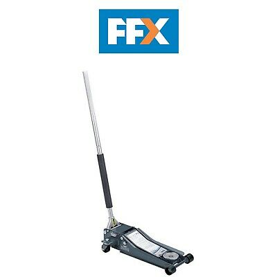 DRAPER 31481 Expert 2 tonne Low Profile Trolley Jack with 'Quick Lift' Facility
