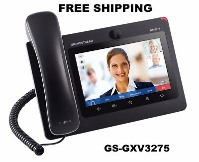 GrandStream GS-GXV3275 IP multimedia phone for Android
