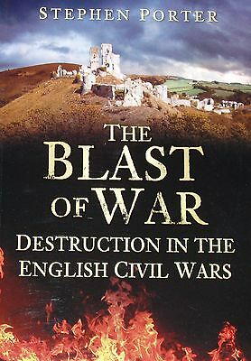 ENGLISH CIVIL WAR HISTORY Destruction Sieges Battles NEW Ruin Soldiers Army