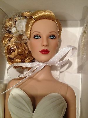 """Tonner Tyler 16"""" NRFB Dick Tracy Breathless Torch Song Goddess Doll 2009 LE 200"""