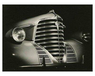 1938 Oldsmobile Automobile Factory Photo ch7873