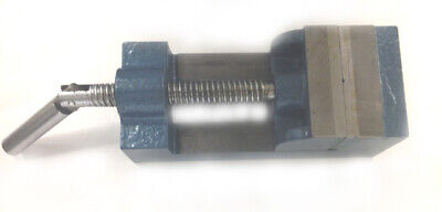 """2-1/2"""" Grooved Jaw Drill Press Vise (3900-1731)"""
