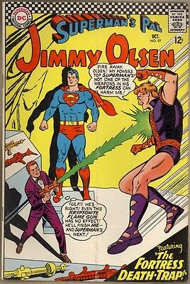 Superman's Pal, Jimmy Olsen #97 - G/VG