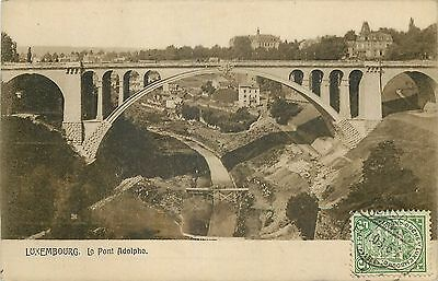 Luxembourg Pont Adolphe 600