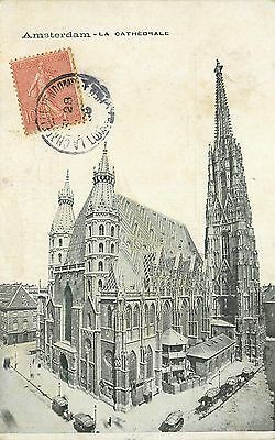 Pays-Bas Amsterdam Cathedrale 576