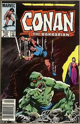 Conan The Barbarian #156 - VF