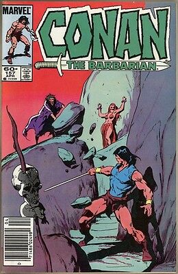 Conan The Barbarian #157 - VF