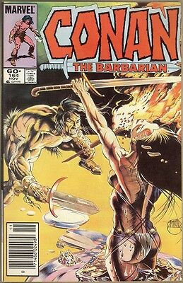 Conan The Barbarian #164 - VF