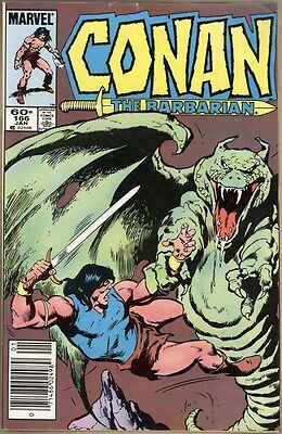 Conan The Barbarian #166 - FN+