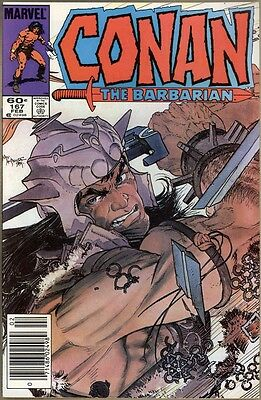Conan The Barbarian #167 - FN/VF