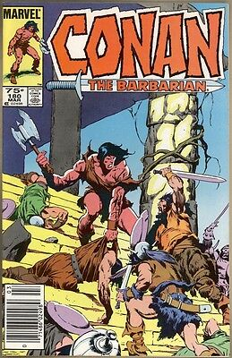 Conan The Barbarian #180 - VF-