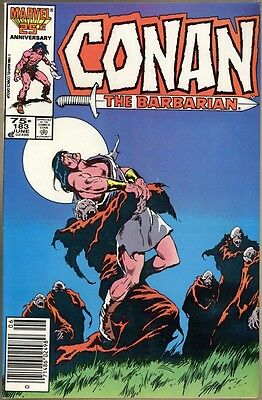 Conan The Barbarian #183 - VG/FN
