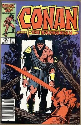 Conan The Barbarian #184 - FN