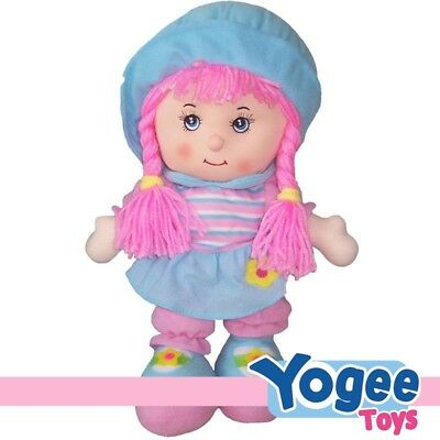 Merrigold Lucy Small Rag Doll 35cm