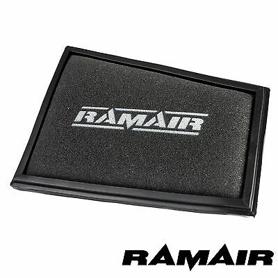 Ramair Replacement Panel Foam Air Filter for Renault Megane 3 RS 250 265 Trophy