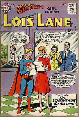 Superman's Girl Friend, Lois Lane #45 - G+