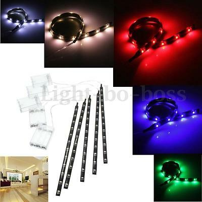 Battery Power Operated 30CM LED SMD Car Wall Strip Fairy Light Waterproof String