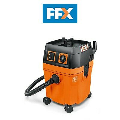 FEIN DUSTEX 35 L 110v 32 Litre Wet and Dry Dust Extractor