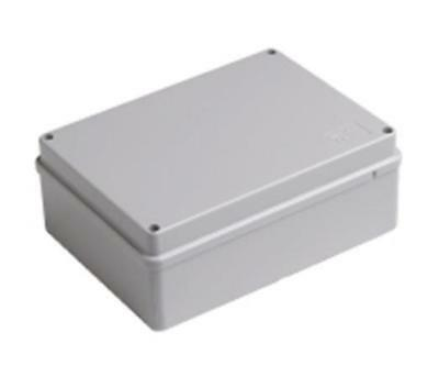 20 x Outdoor Waterproof 190 x140 x70mm PVC Adaptable IP56 Junction Box Enclosure