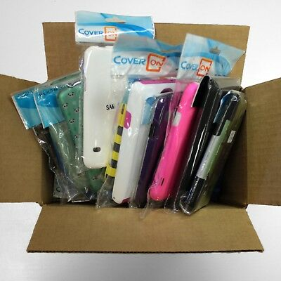 Wholesale Lot 25 Samsung Galaxy / Galaxy Note Series Phone Cases Covers Wallets