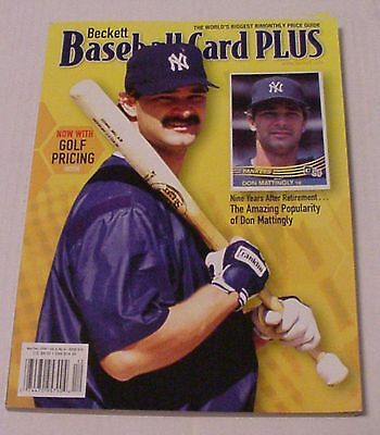 Beckett Baseball Card Plus Magazine - Nov/Dec 2004